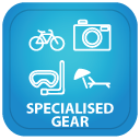 Specialised Gear icon